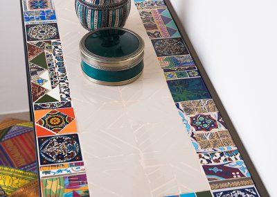 Mosaic-consol-table